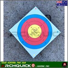Archery Target High Density Foam + 5 Paper Faces for Compound & Recurve Bows