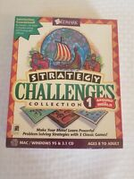 vintage big box mac and pc software edmark strategy challenges collection vol 1
