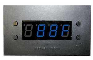 Programmable LED Display Thermal Fan Controller 2-2A (4Pin Molex Powered)