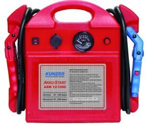 Booster - Batteriestartgerät + Batterieladegerät  12 V 1000 A