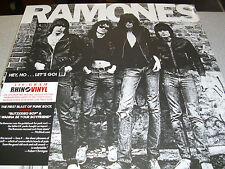 Ramones-S/T 180g LP VINILE // NUOVO & OVP // Rhino vinile