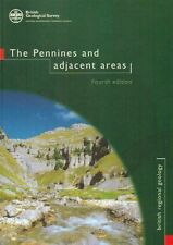 Pennines and Adjacent Areas (Regional Geology Guides)-ExLibrary