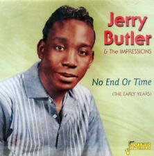 JERRY BUTTLER & The Impressions - 29 cuts on Jasmine