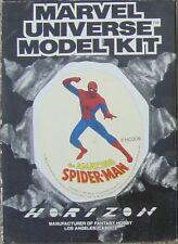 MARVEL SUPERHEROES : SPIDERMAN Model Kit