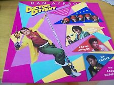DOCTOR DETROIT O.S.T.LP JAMES BROWN DEVO DAN AYKROYD