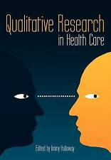 Qualitative Research in Health Care-ExLibrary