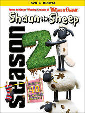 Shaun The Sheep: Season 2, DVD + Digital, FREE SHIPPING, SEALED, New With Slip