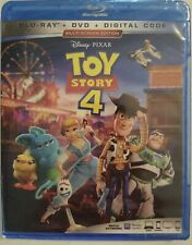 Toy Story 4 (Blu-ray + Dvd + Digital, 2019)