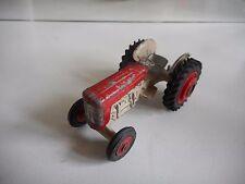 Corgi Toys Massey Ferguson Tractor in Red/White