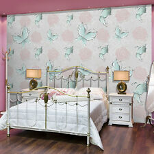 Pósters mural mural papel pintado mariposa naturaleza animal rosa 3fx2550p4
