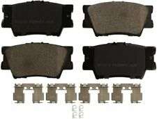 Rear Disc Brake Pads Monroe for Lexus ES350 Pontiac Vibe Toyota Avalon Camry