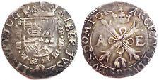 PAYS-BAS ESPAGNOLS - Albert & Isabelle [1598-1621] - Réal Tournai (VH 0595-TO)