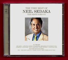 NEIL SEDAKA - The Show Goes On (The Very Best Of) (2006 43 trk 2CD Set)