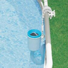 Swimming Pool Surface Skimmer Intex Deluxe Wall Mount Pool Cleaning Accessories