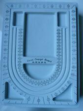 1 Panneau en plastique de conception de perles