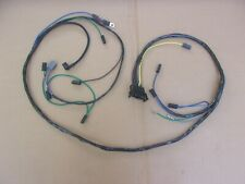 NEW 1967 Coronet Charger Belvedere Satellite 383 440 v8 Engine Wiring Harness