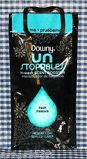 1 Downy Unstopables FRESH SCENT Laundry In-Wash Scent Booster TRY ME Sample Test