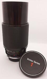Vivitar Series 1 VMC 70-210mm f3.5 MacroOlympus OM fit *** FUNGUS Pls Read ***