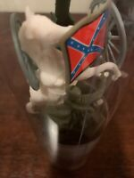 American Civil War Confederate Action Figure Set in Tube - Toy Soldiers