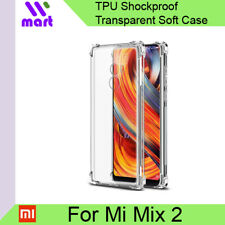 TPU Transparent Shockproof Soft Case for Xiaomi Mix 2