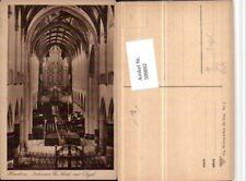 509892,Netherlands Haarlem Gr. Kerk Interieur met Orgel Kirche Innenansicht