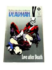 Deadman: Love After Death Book 1 Book (Mike Baron - 1989) (ID:97561)