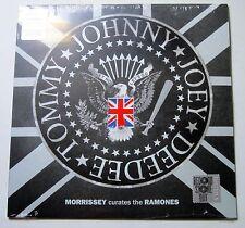 "Morrissey Curates The Ramones Black Friday Exclusive 12"" Vinyl LP Record /9000"