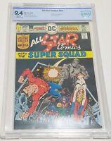 All Star Comics #59 CBCS 9.4 NM (same as CGC) DC 1976 2nd Power Girl, with JSA