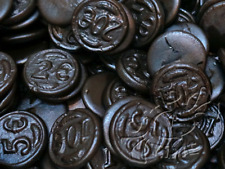 Dutch Licorice Coins 1Kg Bag
