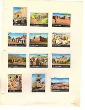 STATE OF OMAN  LARGE POSTAGE STAMP LOT 419  stamps and 66 mini sheets (mb13