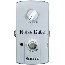 Joyo JF-31 Noise Gate Noise Reduction Supressor Guitar Effect Pedal True Bypass