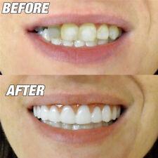 Perfect Instant Smile Comfort Fit Flex Teeth Top Cosmetic Veneer One Size NB