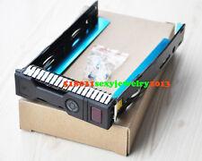 HP 651314-001 HP G8 Gen9 Drive Caddy 3.5 LFF SAS SATA HDD Tray 651320-001 DL380p