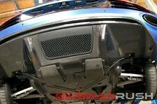 German Rush V10 Style Carbon Fiber Rear Diffuser Audi R8 2007 - 2014