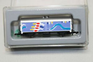 Märklin Mini Club Motivwagen From Advent Calendar Gauge Z Original Packaging #5