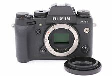Fujifilm X Series X-T1 16.3MP Digital SLR Camera  Black (Body Only)