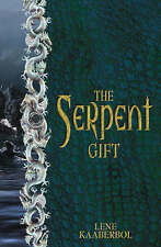 The Serpent Gift by Lene Kaaberbol (Paperback) New Book