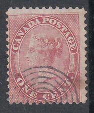 Canada Scott 14 Used (Catalog Value $90.00)