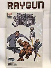 Doctor Strange #4 Fantastic Four Aja Variant Cover NM- 1st Print Marvel Comics