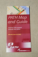 PATH Map and Guide - New York - June 29, 2003