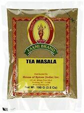 Laxmi Tea Masala, New, Free Shipping BEST PRICE 100g 3.5oz