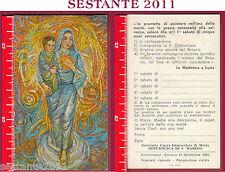 645 SANTINO HOLY CARD SANTUARIO CUORE IMMACOLATO DI MARIA REPUBBLICA S. MARINO