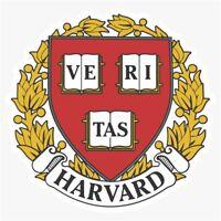 Harvard Crimson Alternate NCAA DieCut Vinyl Decal Sticker Buy 1 Get 2 FREE
