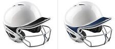 Champro Sports ADULT Two-Tone Gem Gloss Batting Helmet w/ Mask & Chin Strap