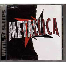 ★ MAXI CD METALLICA Until it sleeps 3-Track Jewel case Inc kill ride medley  ★