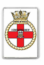 HMS PRINCE OF WALES FRIDGE MAGNET