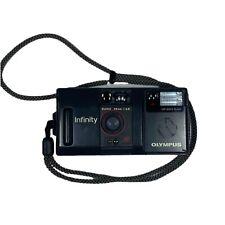 Olympus Infinity AF-1 35mm 1: f2.8  Zuiko Lens Film Camera Quartz Weatherproof