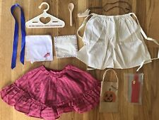 American Girl Historical Doll Lot Felicity Kirsten Addy Molly Accessories