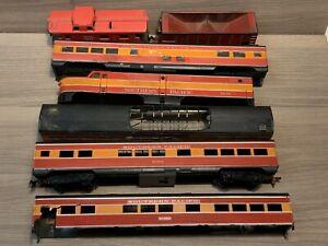 HO Vintage Parts: Athearn Passenger Car shells: Southern Pacific 3609 6009