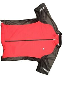 Cycling Jersey Pearl Izumi Elite Men's Short Sleeve Large Red L